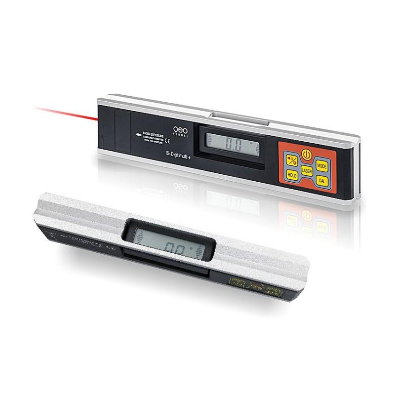 Digitální sklonoměr S-Digit multi s délkou 305 mm, fotografie 1/1