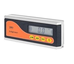 S-Digit mini malý digitální sklonoměr s délkou pouze 16,4 cm