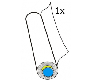 1067mm x 50m - 1 role v balení