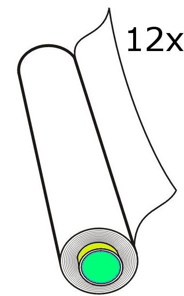 1270mm x 50m - 12 rolí v balení = SLEVA 20% a poštovné ZDARMA