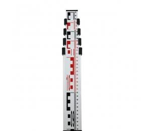 TN 15-MM nivelační lať s délkou 5 m