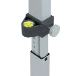 TN 20 lať pro rotační lasery s délkou 2.4 m, fotografie 3/4