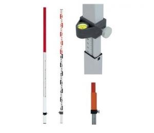 TN 20 lať pro rotační lasery s délkou 2.4 m