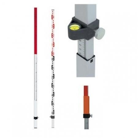 Laserová lať TN 20-kombi s délkou 2.4 m