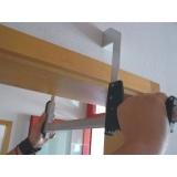 Nestle WC80 stěnová měrka pro měření tloušťky zdí do 80 cm při renovacích, fotografie 1/3
