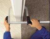 Nestle WC80 stěnová měrka pro měření tloušťky zdí do 80 cm při renovacích, fotografie 5/3