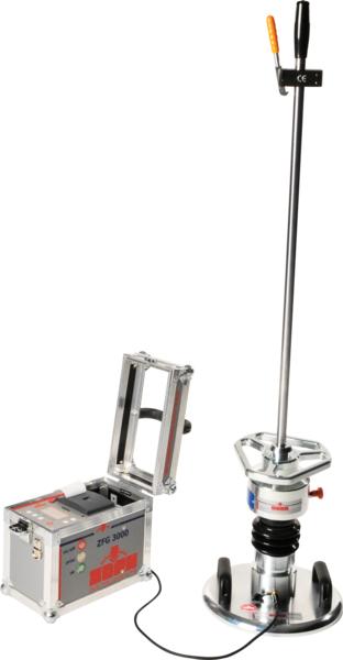 Zátěžová deska ZORN ZFG 3000 GPS - 10 kg + 15 kg, fotografie 1/6