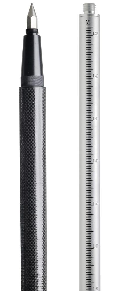 GPS tyč G 25 teleskopická 136 - 248 cm