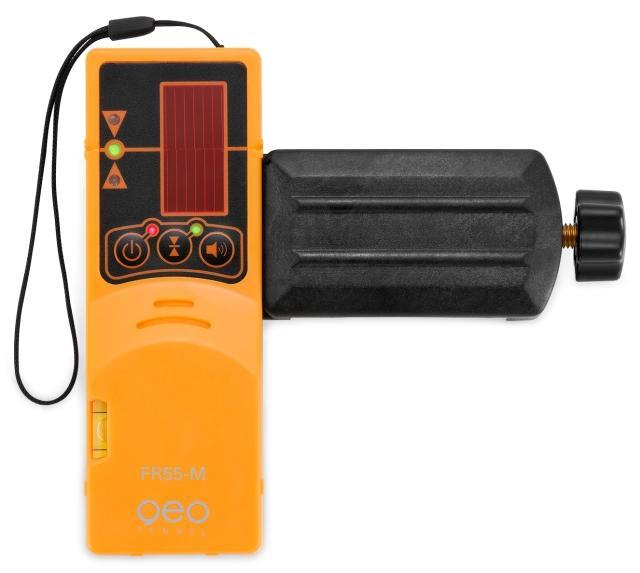 Ekono přijímač FR 55-M pro liniové lasery s červeným paprskem