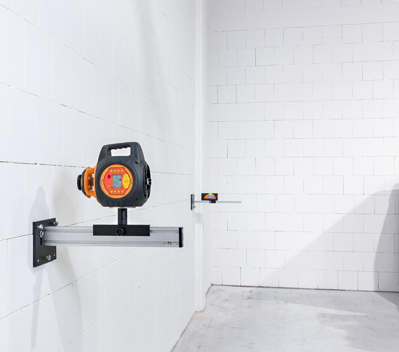 Fasádní adaptér FCA-E pro přijímač laserového paprsku, fotografie 3/2