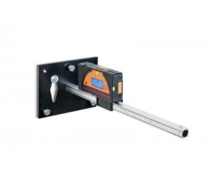 Fasádní adaptér FCA-E pro přijímač laserového paprsku
