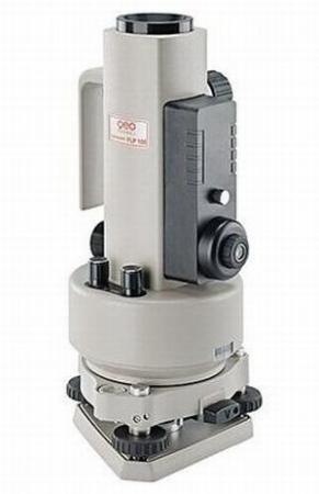 Laserová olovnice FLP 100, přesnost +/- 2.5 mm na 100 m, zvětšení 26x