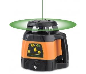 FLG 245HV-Green pro vodorovnou i svislou rovinu a sklon v osách X a Y