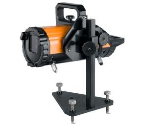 FKL 3 univerzální držák pro potrubní laser FKL 55s výškovým nastavením