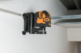 Držák WS1 na profily zavěšených stropů, fotografie 3/2