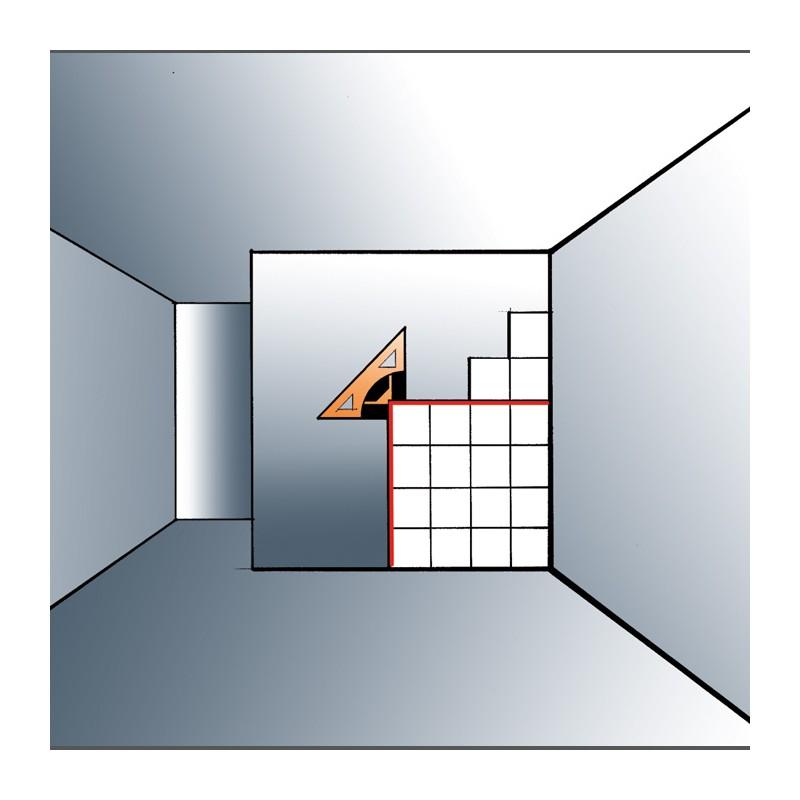 GeoFennel SquareLiner laserový úhelník, fotografie 1/1