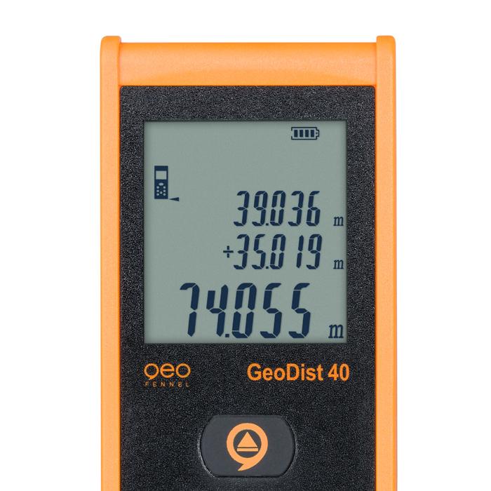 Laserový dálkoměr GeoDist50, fotografie 1/2