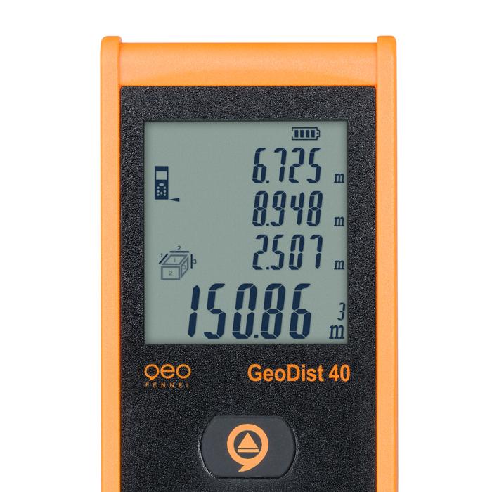 Laserový dálkoměr GeoDist50, fotografie 3/2