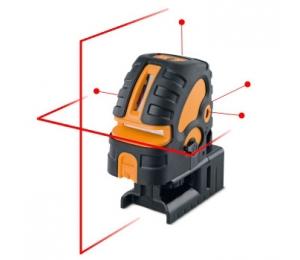 GeoFennel CrossPointer5 kombinovaný bodový a liniový laser