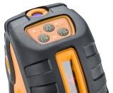 GeoFennel CrossPointer5 kombinovaný bodový a liniový laser, fotografie 3/3
