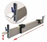 Nivelo NL14 nastavitelná stahovací lať s pracovní délkou 0.8 - 1.4 m, fotografie 11/6