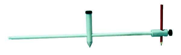 Měřící posuvné kružítko B24 do průměru 100 cm