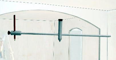 Měřící posuvné kružítko B24 do průměru 100 cm, fotografie 7/4