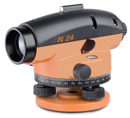 Nivelační sada NIVELO NS24 s MAXI zárukou 5 let a kalibračním listem ZDARMA, fotografie 1/4