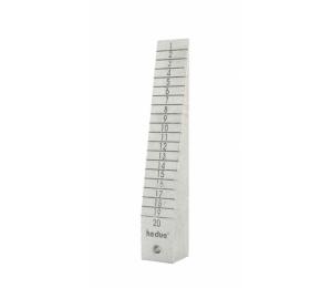 MK20 měřící klínek pro měření nerovností v rozmezí 1 - 20 mm