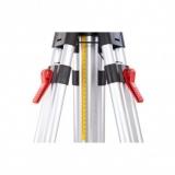 Nestle N320 malý klikový stativ s rychlosvěrami a rozsahem 58 - 130 cm, fotografie 5/3