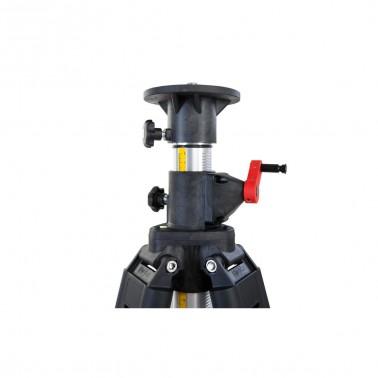 Nestle N321 střední klikový stativ s rychlosvěrami a rozsahem 90 - 194 cm, fotografie 3/3