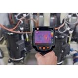 Termokamera Testo 865 s automatickou detekcí teplých a studených míst, fotografie 5/4