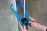 Kombinovaný digitální tloušťkoměr a úhloměr S301 s délkou ramene 42,5 cm, fotografie 3/4