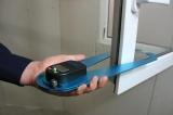 Kombinovaný digitální tloušťkoměr a úhloměr S301 s délkou ramene 42,5 cm, fotografie 5/4