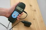 Digitální kontaktní vlhkoměr C036 s měřením pomocí indukce nebo hrotů, fotografie 1/4
