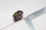Geo6X KIT s červeným paprskem a Li-Ion akumulátorem pro vytvoření až 6ti křížů na všech stěnách, fotografie 11/11