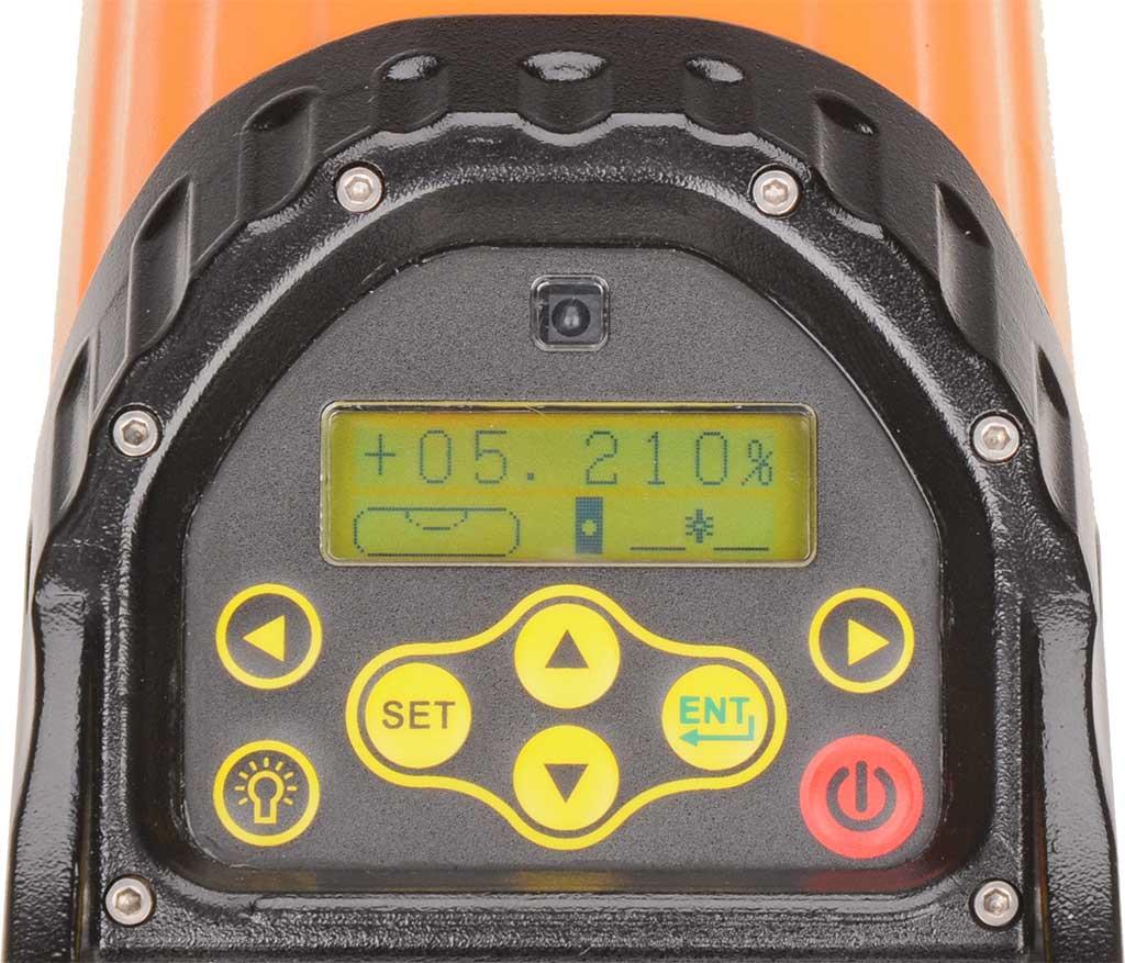 potrubní laser GeoFennel FKL 55 Green s kompletní výbavou, fotografie 1/6