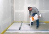 Nivelo PLUS set pro podlaháře sestávající z 2 nastavitelných latí, 5 stahovacích kolejnic a 3 spojek, fotografie 15/9