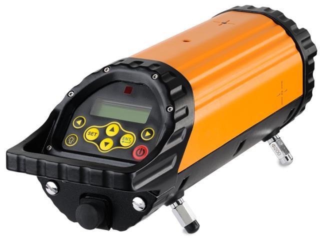 potrubní laser GeoFennel FKL 55 Green s kompletní výbavou, fotografie 7/6