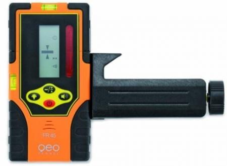 Přijímač FR 45 pro rotační lasery s červeným i zeleným paprskem