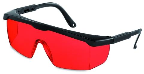 Laserové brýle červené