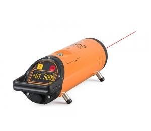 GeoFennel FKL 44 pro potrubí Ø 100 - 300 mm s automatickým cílením