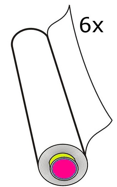 610mm x 50m - 6 rolí v balení = SLEVA 10% a poštovné ZDARMA