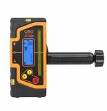 Kombi přijímač FR 75-MM pro liniové lasery s červeným i zeleným paprskem a zobrazením výšky v mm, fotografie 1/1