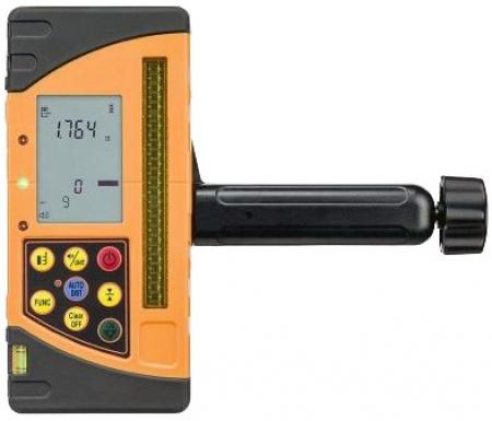 Přijímač FR-DIST 30 s dálkoměrem pro rotační lasery s červeným i zeleným paprskem