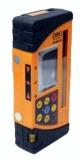Přijímač FR-DIST 30 s dálkoměrem pro rotační lasery s červeným i zeleným paprskem, fotografie 3/8