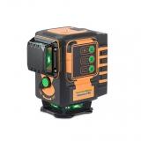 Geo6-XR Green s Li-Ion aku pro všechny profese instalující různé předměty na zdi a podlahy, fotografie 9/13