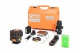 Geo6-XR Green s Li-Ion aku pro všechny profese instalující různé předměty na zdi a podlahy, fotografie 11/13