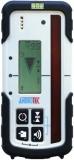 Velmi přesný přijímač METOR pro lasery s červeným paprskem se zobrazením výšky v mm, fotografie 5/4