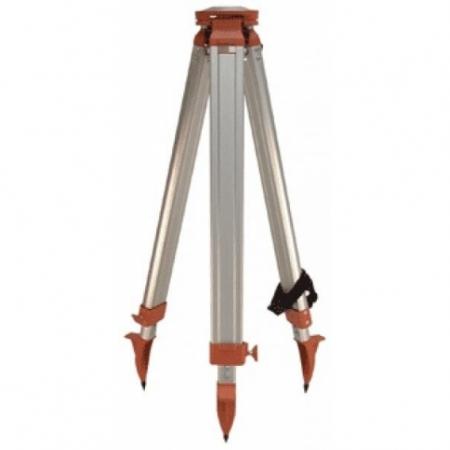 FS 23 W/S stavební stativ se šrouby a rozsahem 105 - 170 cm